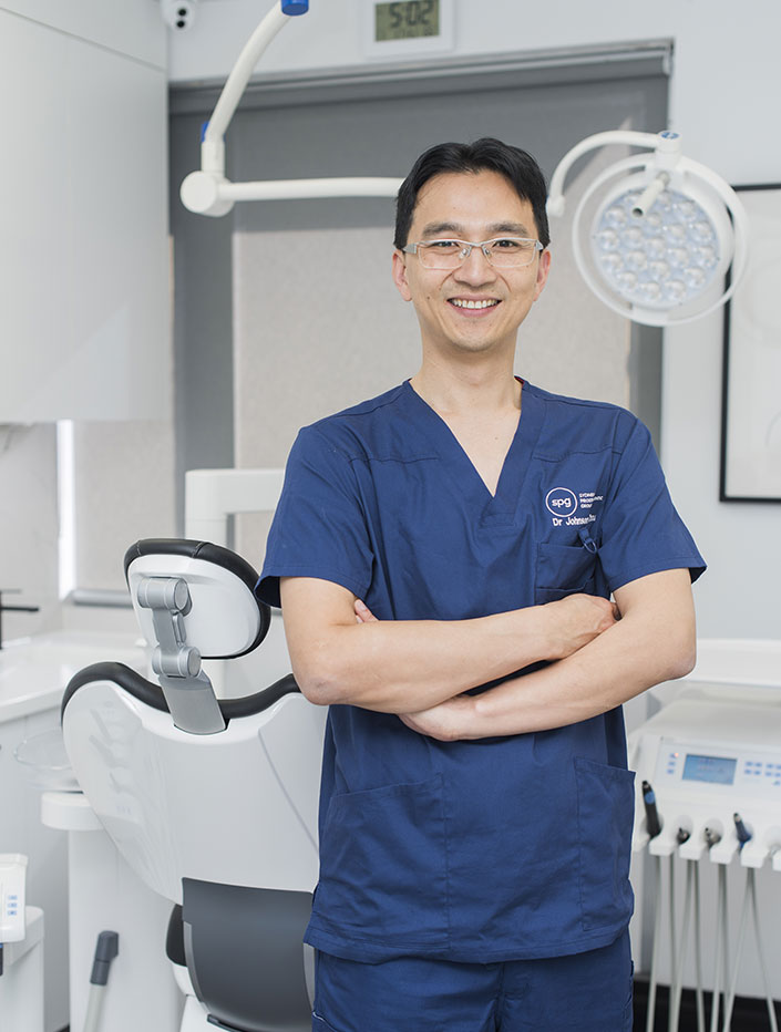 Dr Johnson Chou