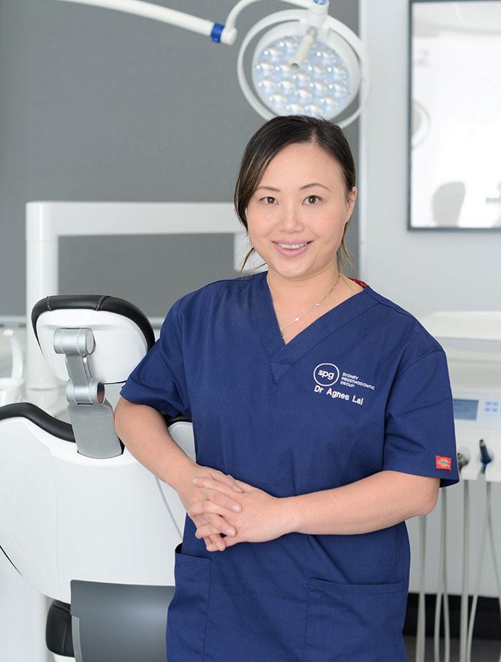 Dr Agnes Lai